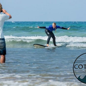 Cotentin Surf Club à Siouville-Hague