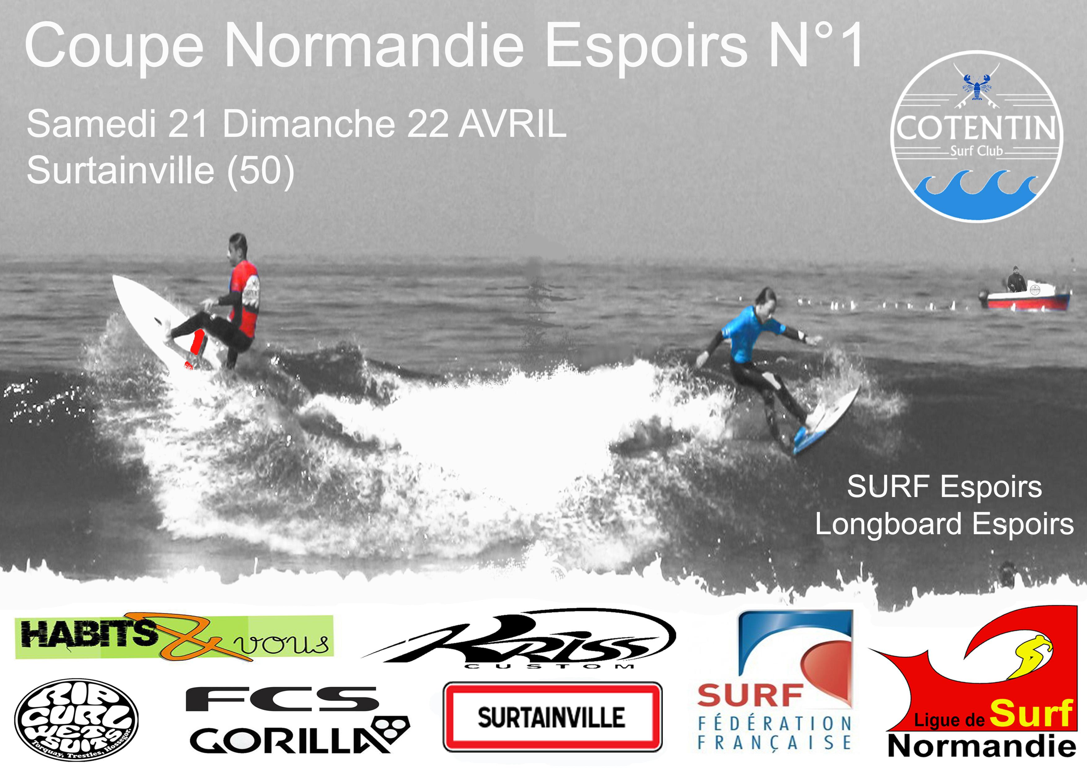 Coupe de Normandie Espoir n°1
