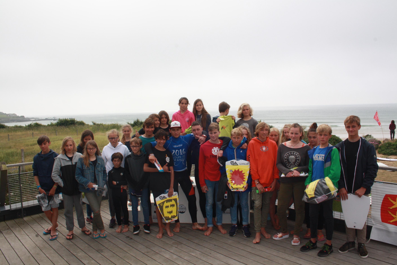 Championnats surf Normandie partie 1 : Espoirs