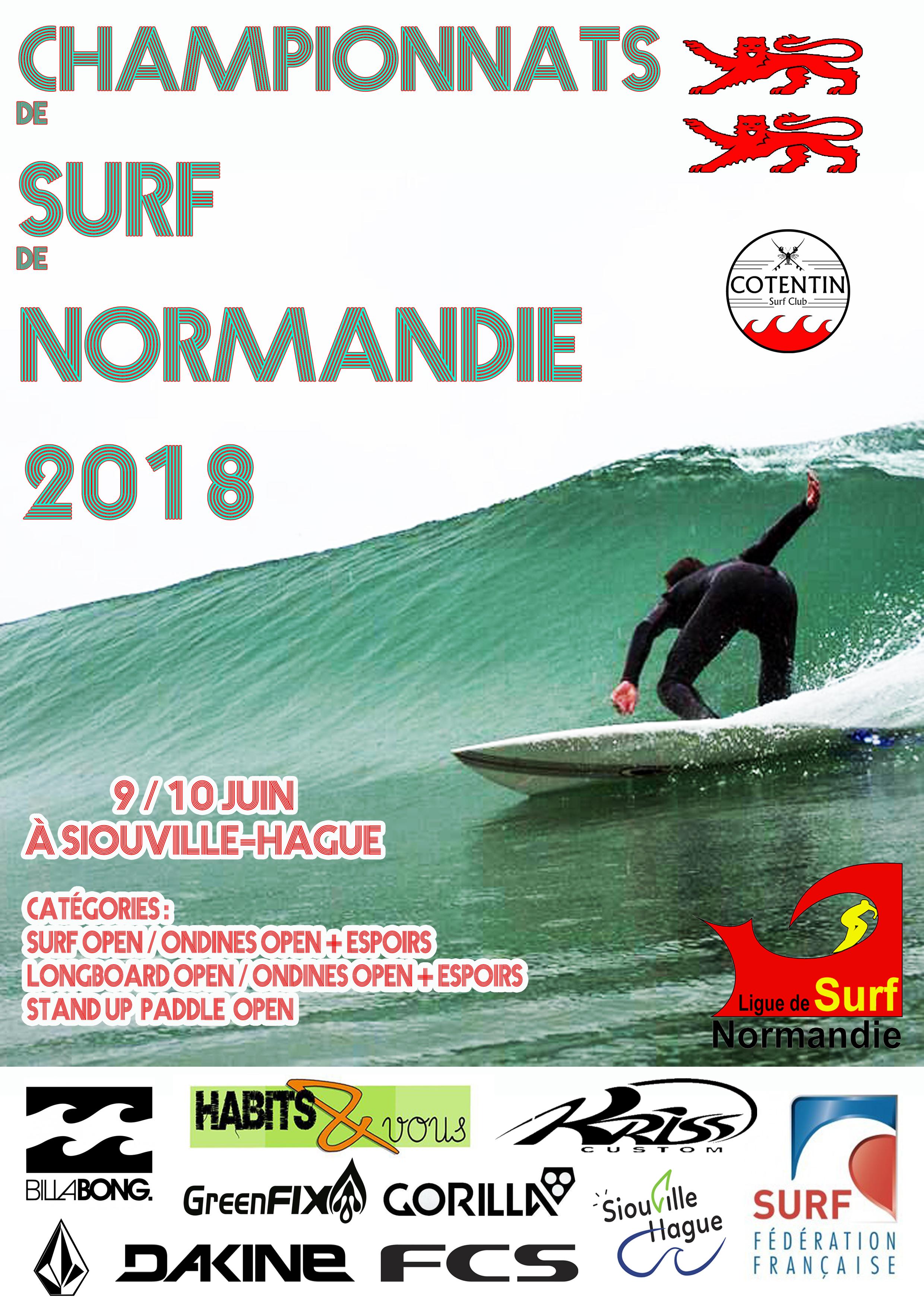 Championnat de Normandie Open repoussé à septembre