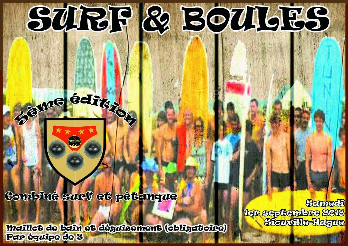 BIENTOT, SURF AND BOULES, LE RETOUR