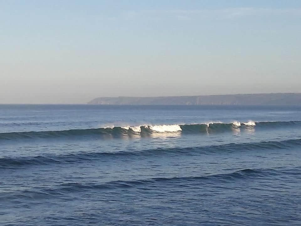 De la houle des vagues et du soleil !!!!