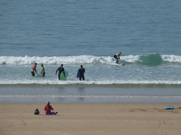 Ecole de surf 2019 c'est parti!