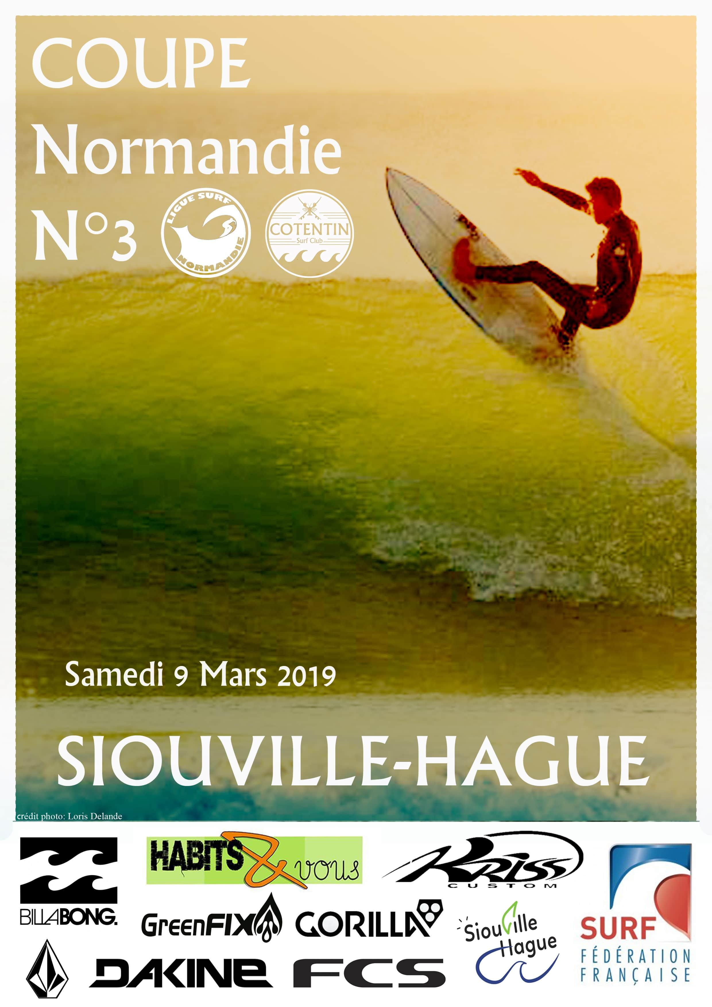 Vidéo Coupe de Normandie N°3