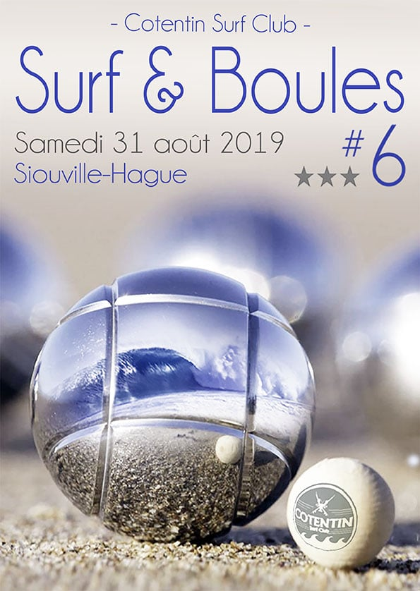 Surf and boules en vue