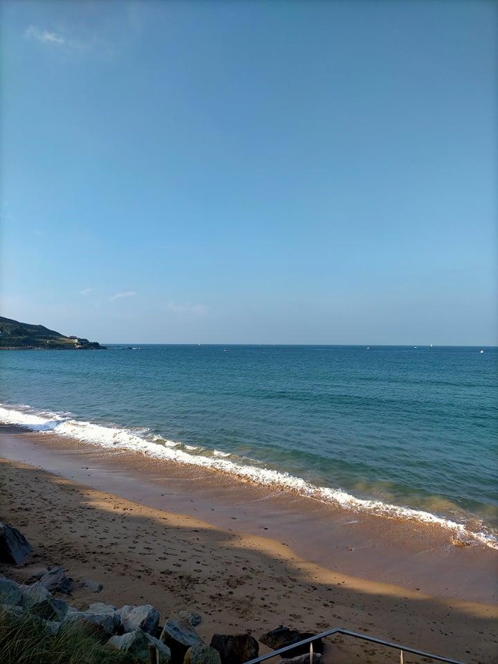 Les vagues on disparue !!