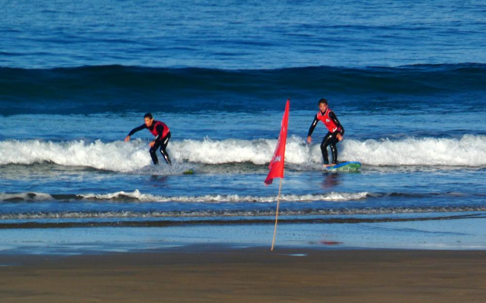 Découverte du surf Samedi 16 Octobre